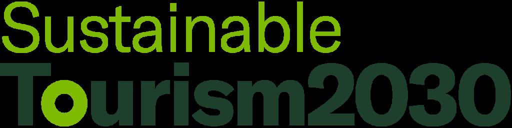 Sustainable Tourism 2030 (ST2030) logo